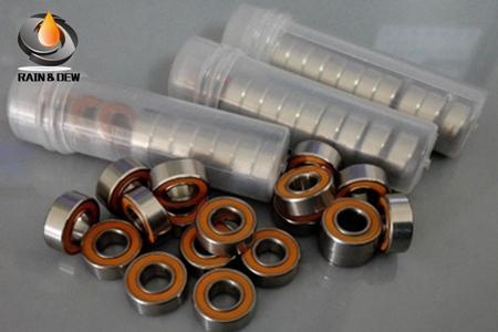 Stainless Steel Hybrid Ceramic Bearing SMR95 2RS CB 5x9x3