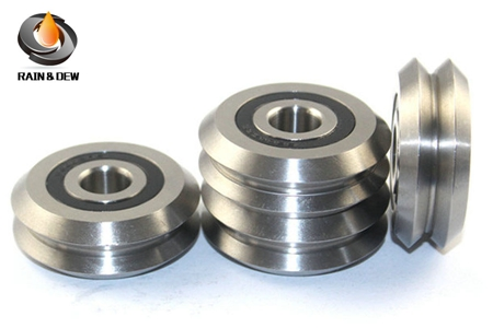 S6002RS 12x45.72x15.88mm VW stainless steel ball bearings